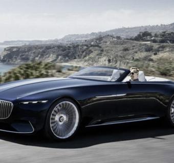 Mercedes lancerer vanvittig EL bil