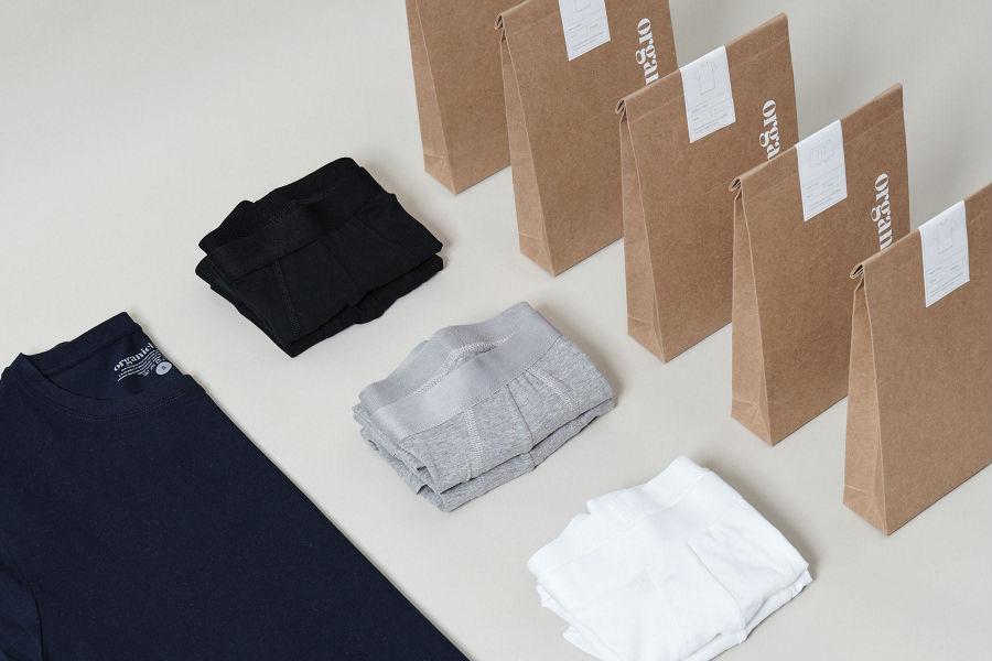 organic basics undertøj
