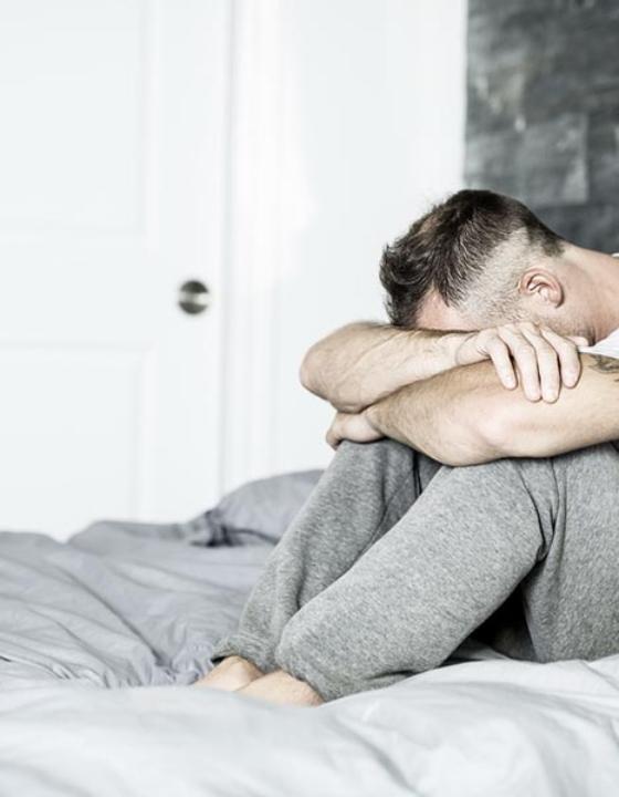 Sådan bekæmper du man flu (mandeinfluenza)