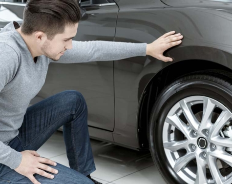 Den hurtige tjekliste: Gennemgå bilen