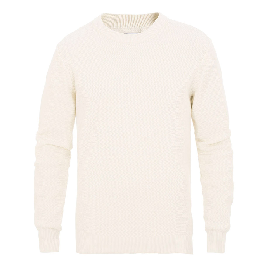 Samsøe & Samsøe Eldert Structured Crew Neck