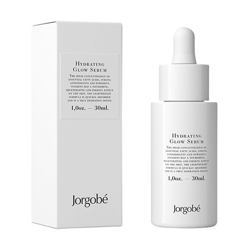 Jorgobe hydrating glow serum