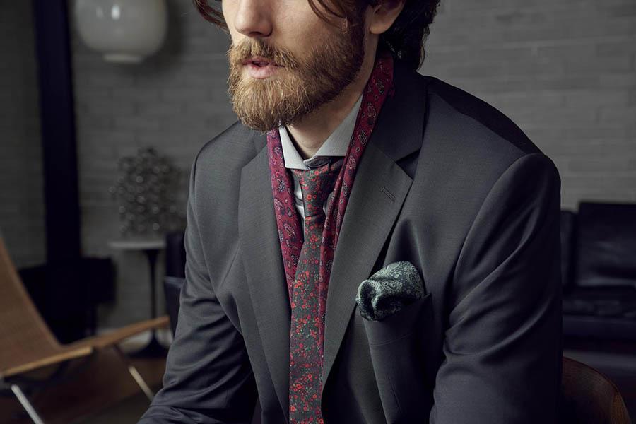 farverigt tøj til mænd