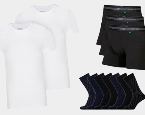 Bæredygtigt bambus tøj til mænd