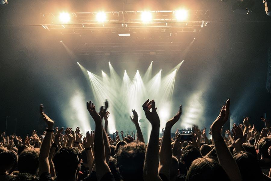 Koncerter for mænd i 2019
