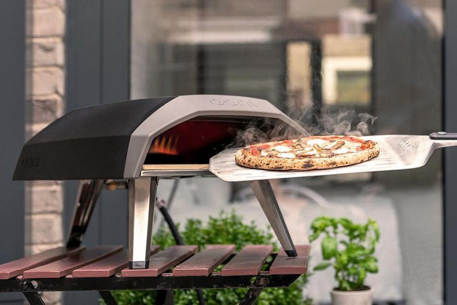 Pizzaovn til udendørs brug