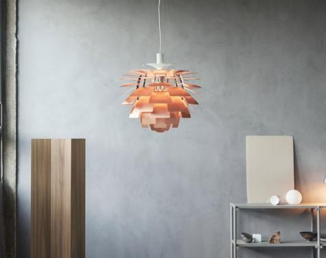 Tre forskellige danske designerlamper til den maskuline indretning – og et udenlandsk wildcard