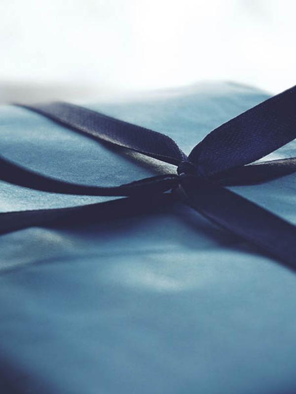 Hvad kan du give din mand i gave?