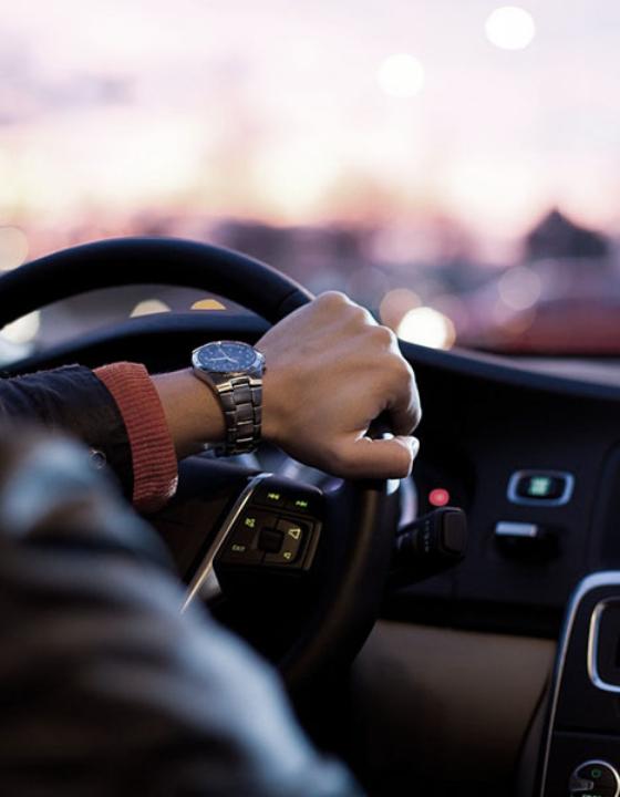 3 tips til dig, der bruger mange timer om dagen bag rattet