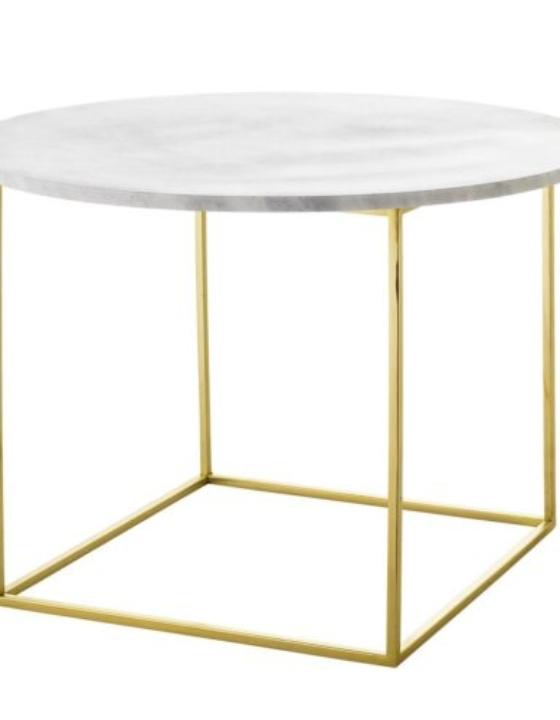 Marmor sofabord – 15 nye og flotte Sofaborde i Marmor