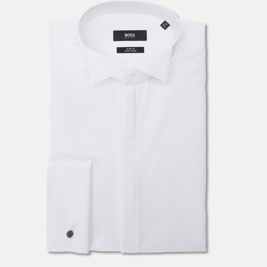 Hugo Boss skjorte hvid