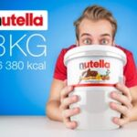 Nutella Spand - 3 KG