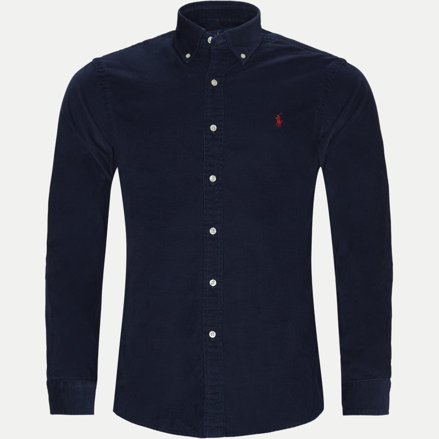 Ralph Lauren Corduroy Botton-Down skjorte