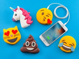 Spralla Smiley Powerbank