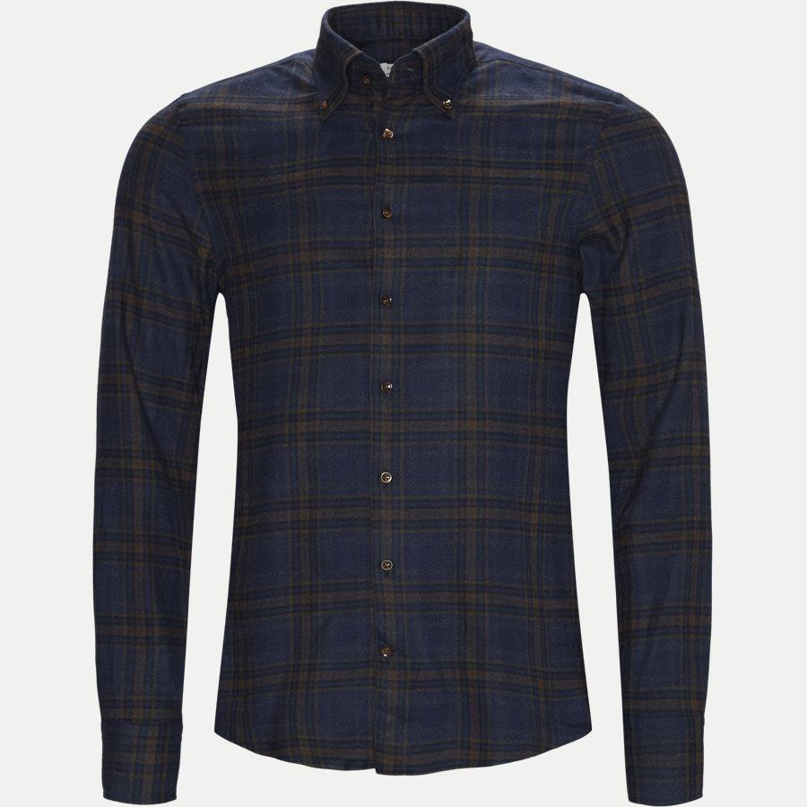 Stenströms twofold super cotton skjorte