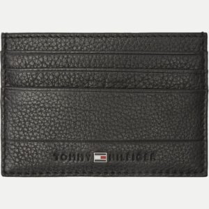 Tommy Hilfiger Core kortholder - Sort