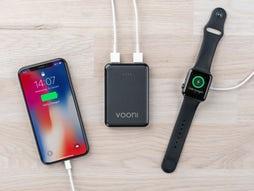 Vooni Powerbank med 2 USB-porte