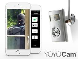 YOYOCam 3G trådløst overvågningskamera