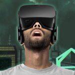 oplevelsesgave til ham virtuel reality