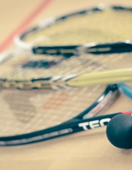 Squash kan blive din nye yndlingssport!