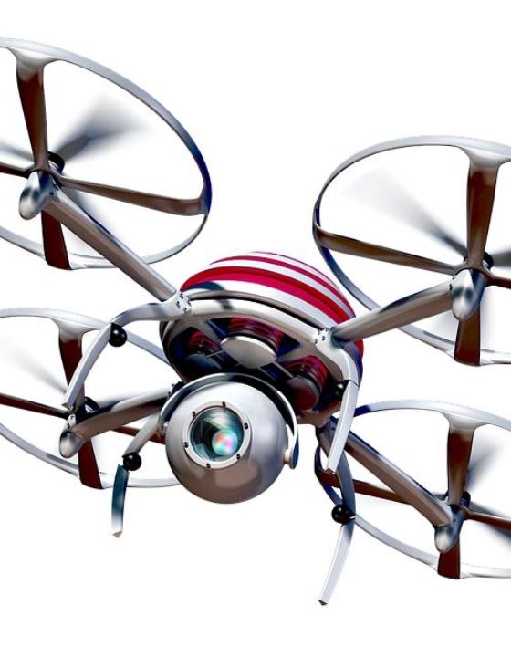 Når barnedrømmen går i opfyldelse- droner er hvermandseje