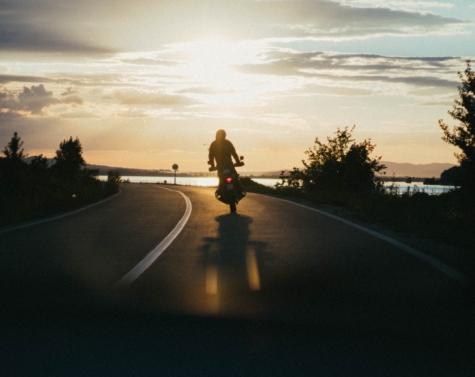 Tag ud i det blå på motorcykelferie
