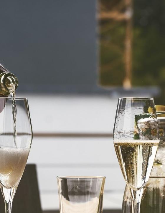 Champagnesmagning i København til den passionerede champagnedrikker