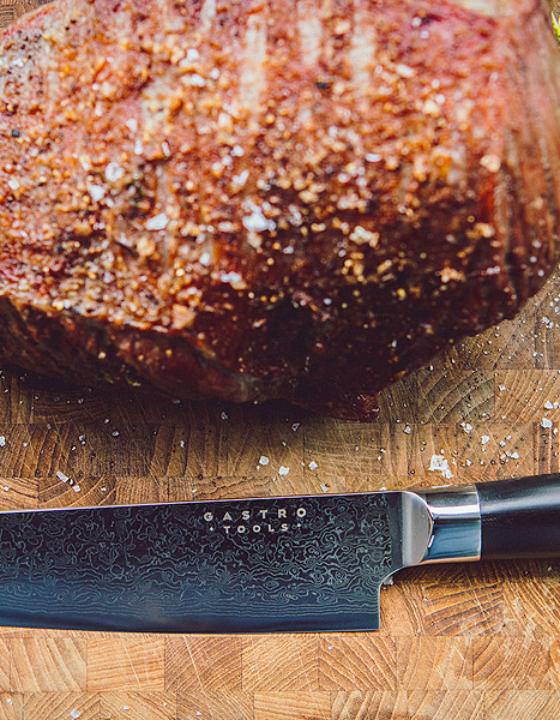 Enhver mand bør have japanske knive i køkkenet
